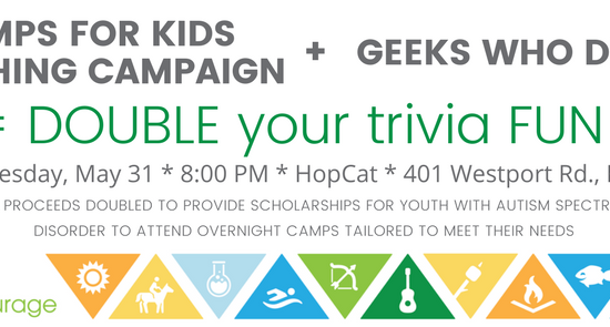 Quiz for a Cause with Geeks Who Drink – a Trivia benefit for CE
